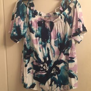 Absolutely Beautiful Juicy Couture Blooming Blouse